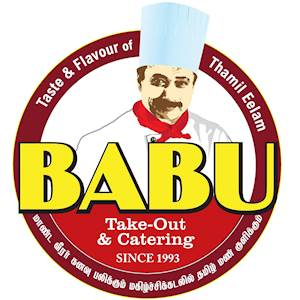 Babu Takeout And Catering