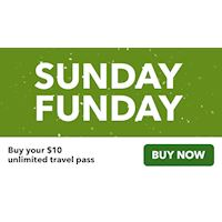 Buy Your Unlimited Travel Passes at Gotransit For $10